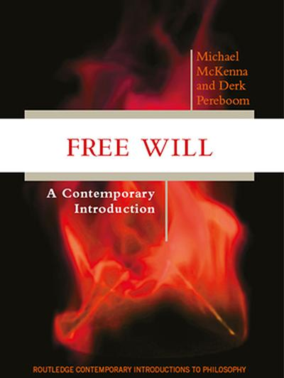 Free Will- A Contemporary Introduction book cover
