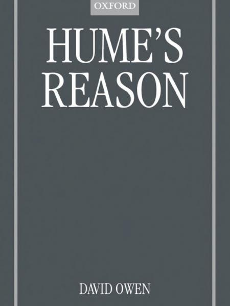 Hume's Reason book cover