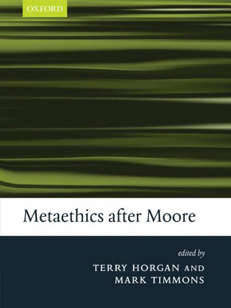 Metaethics After Moore book cover