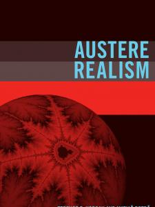Austere Realism: Contextual Semantics Meets Minimal Ontology book cover with painting of a knitted ball